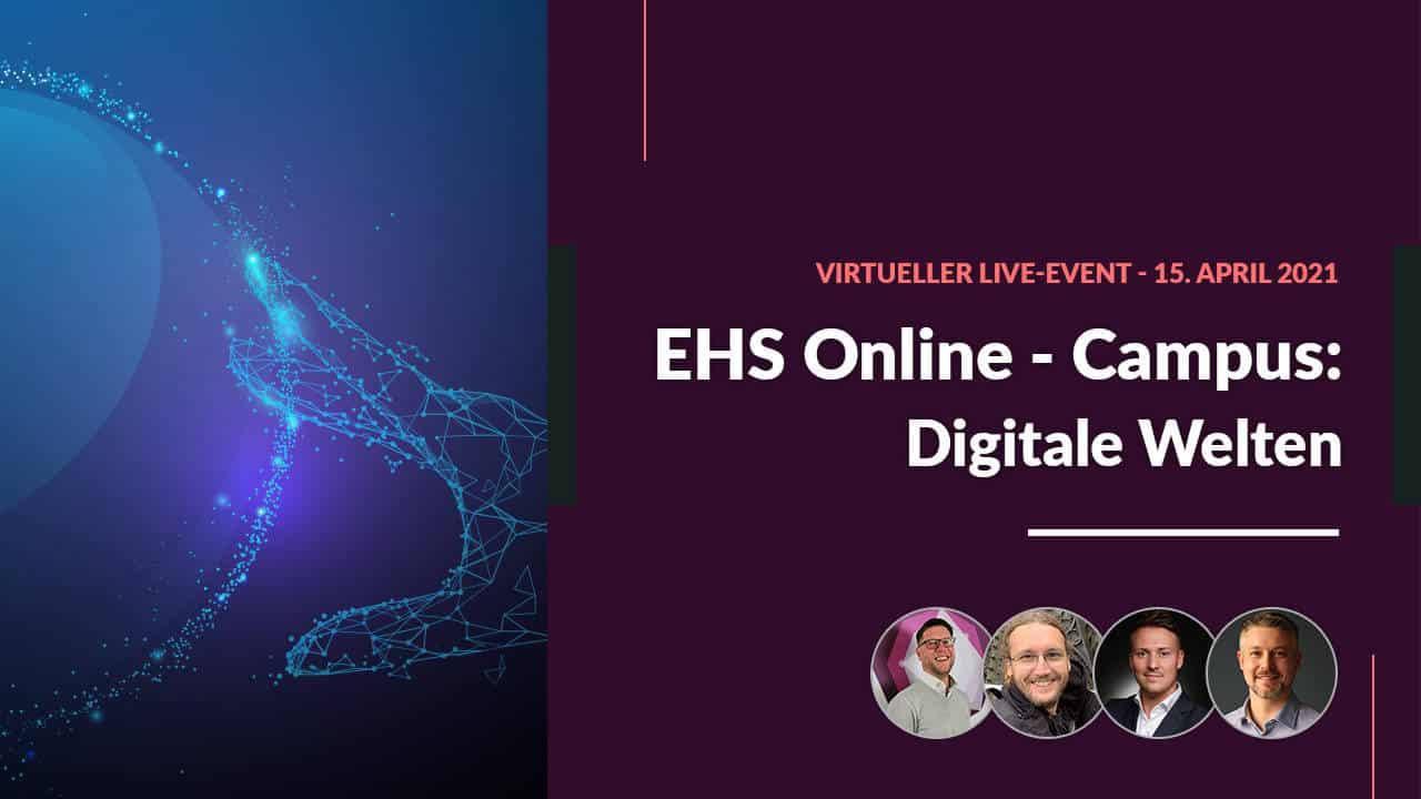 EHS Online - Campus Digitale Welten