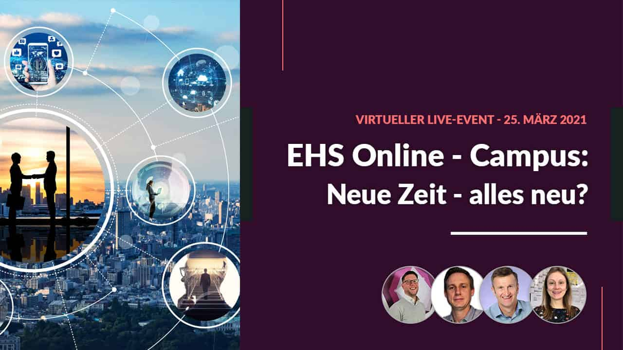EHS Online - Campus Neue Zeit - alles neu
