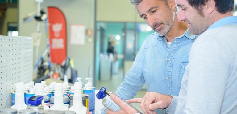 Mærkning af kemiske stoffer i henhold til CLP-forordningen